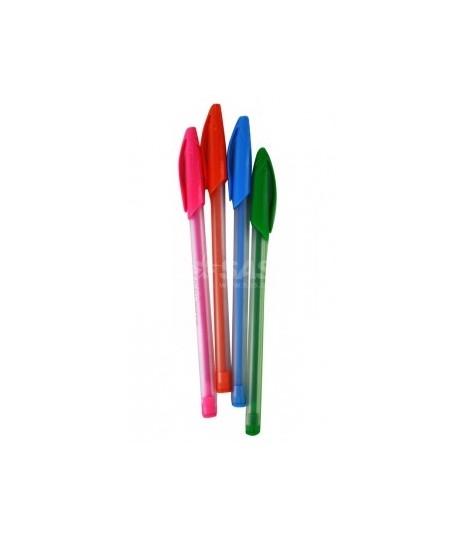 """Шариковая ручка """"Cello Rainbow"""". цвет чернил-синий."""
