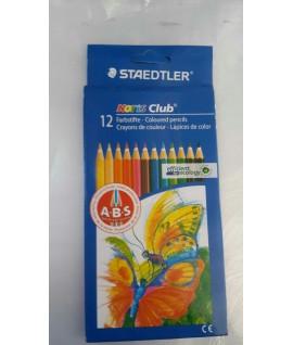 "Набор цветных карандашей ""STAEDTLER"".  12 цветов"