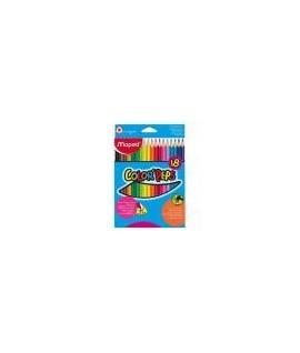 """Набор цветных карандашей """"Maped"""".  18 цветов"""
