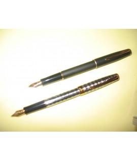 """Ручка перьевая под """"PARKER"""". цвет чернил- синий."""
