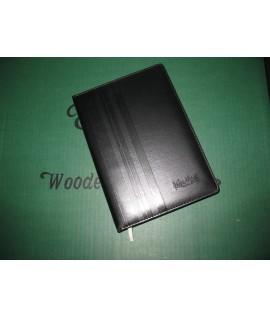 Блокнот А5 №19-02 черный