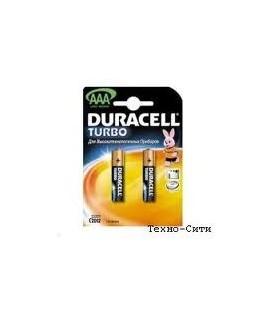 Батарейки Duracell AAА  2 штуки